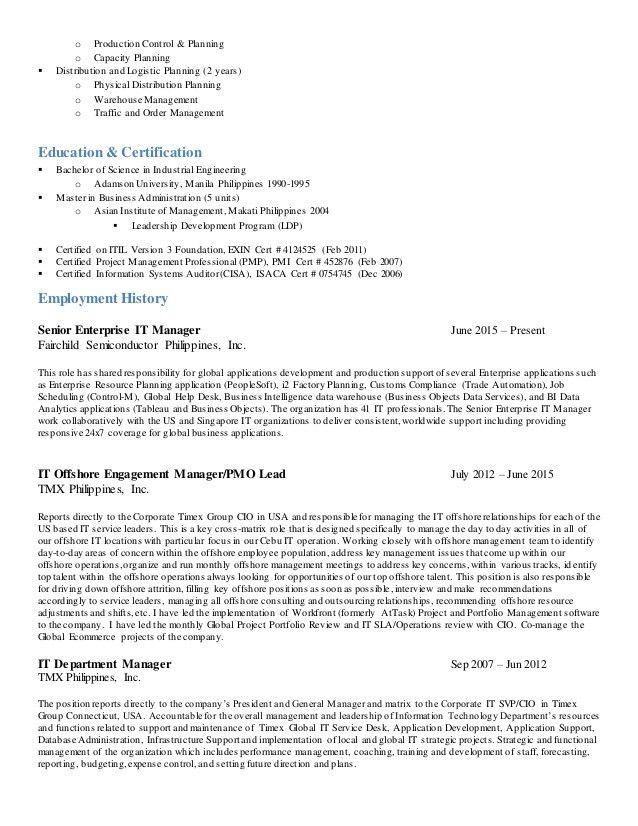 Cisa Resume - nmdnconference - Example Resume And Cover Letter