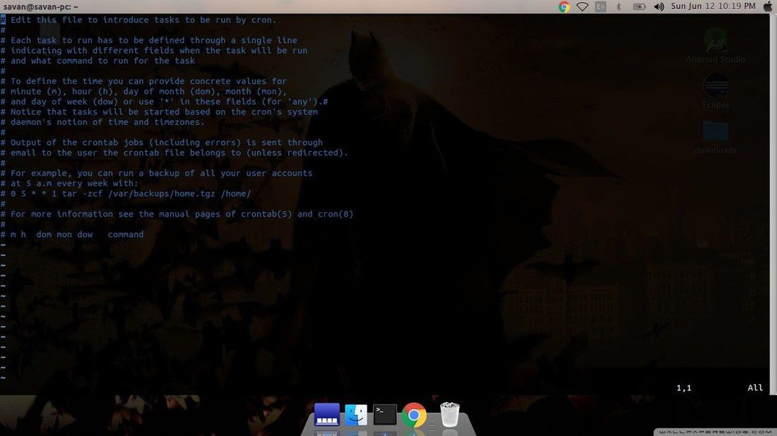 Linux Utility - Understand Linux Crontab Or Cron Expressions To ...