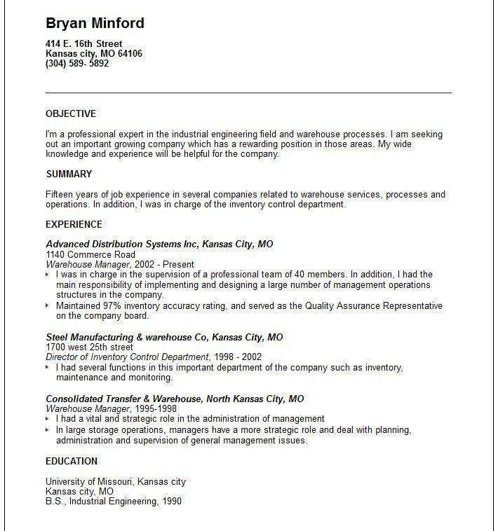 charming design it resume objective 12 objective on resume samples