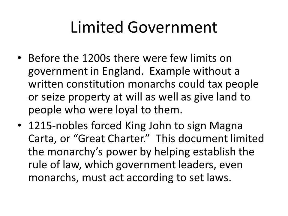 Chapter 2 Origins of U.S. Government - ppt video online download