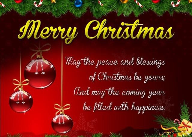 TOP 100} Merry Christmas Wishes Images | Pics | Photos | Gifs ...
