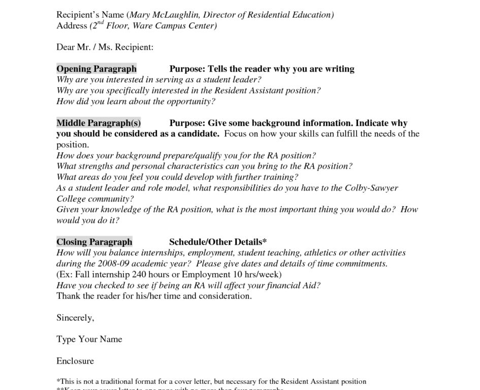 Impressive Idea Cover Letter No Name 3 How To Write A With Contact ...