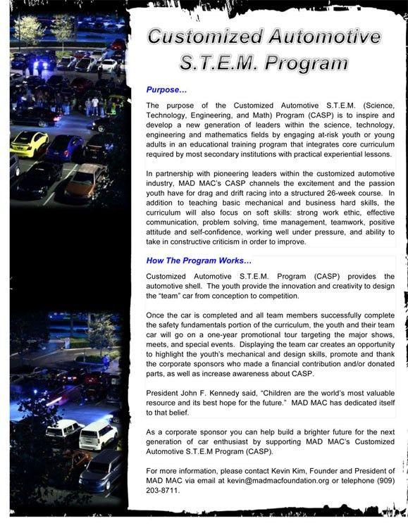 Proposal Template » Drag Racing Sponsorship Proposal Template ...