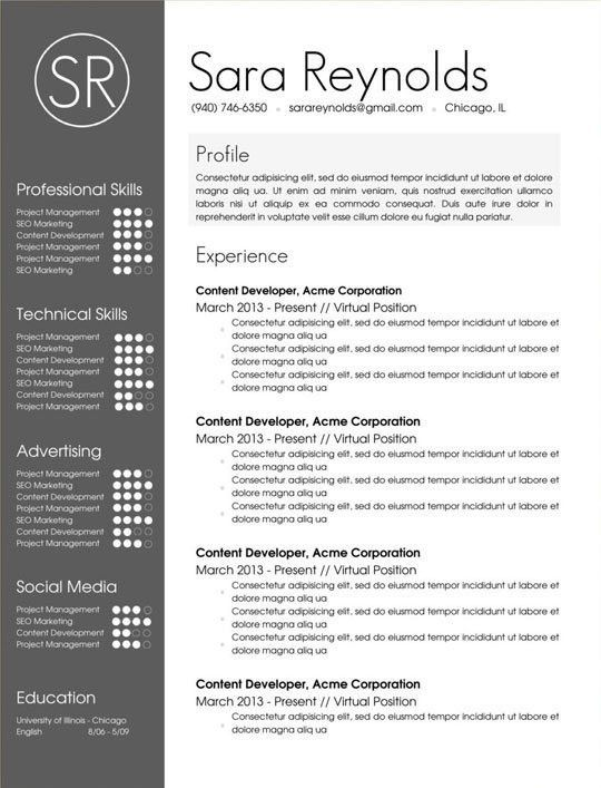 Resume Writing Service - Professional Resume Writing and Editing ...