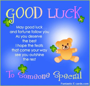 Good Luck Blessing | Uncommon Prayers and Blessings | Pinterest ...