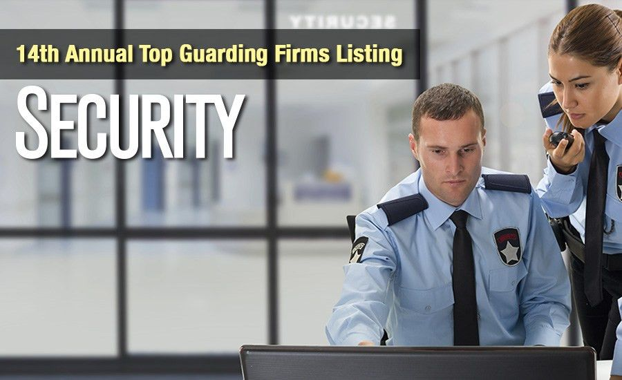 Security's Top Guarding Companies List 2016 | 2016-12-01 ...