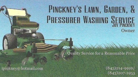Pinckney's Lawn Care - Networx