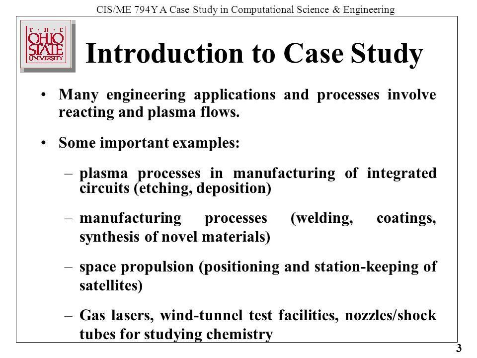 A Case Study in Computational Science & Engineering - ppt download