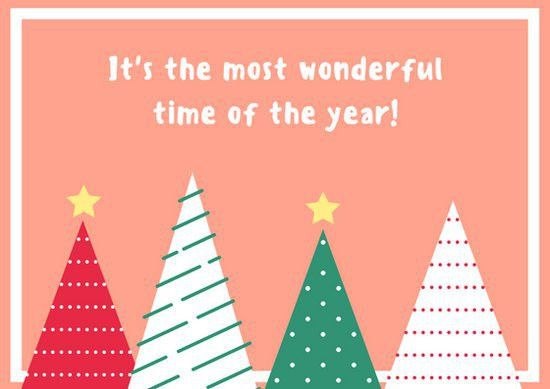 Christmas Card Templates - Canva
