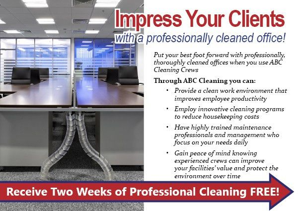 Cleaning & Janitorial Postcard Gallery | RESPONSE! Targeted Marketing