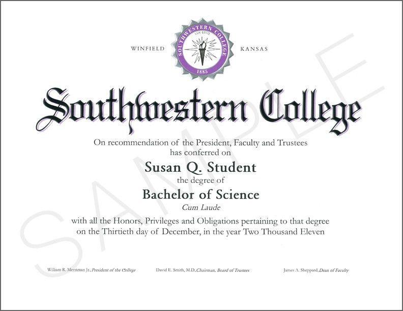 Undergraduate FAQ | Southwestern College Professional Studies