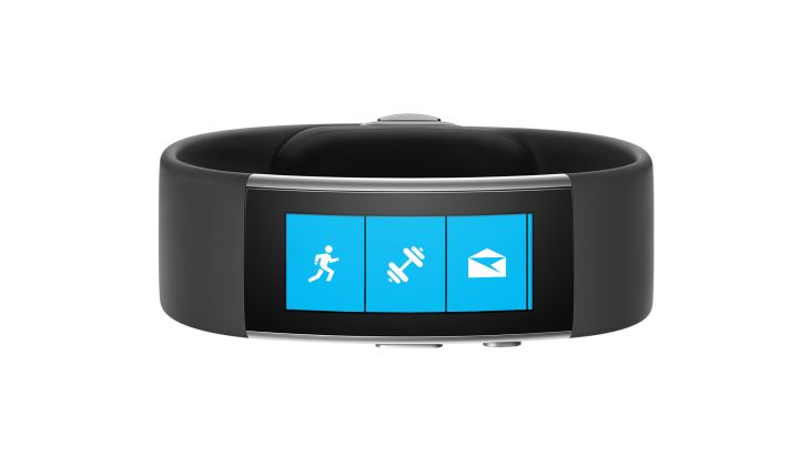 Introducing Microsoft Band 2 - Microsoft Care GH