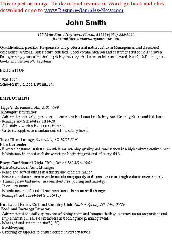 resume free examples | ... 1000 free resume examples compare ...