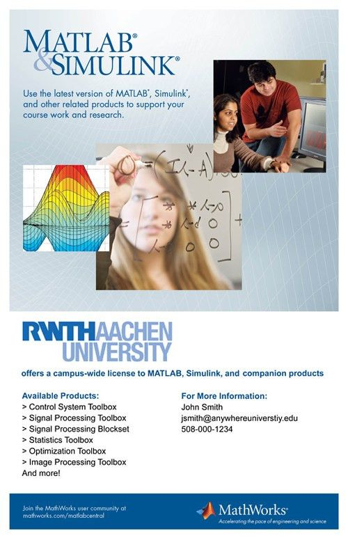 TAH Campus Poster Template Instructions - MATLAB & Simulink