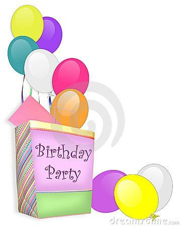 Birthday Invitations, Borders And Backgrounds Photos, Images ...