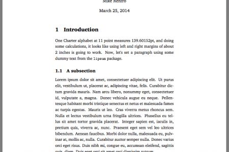 Essay format sample: margins, font size, indentation, numbering ...
