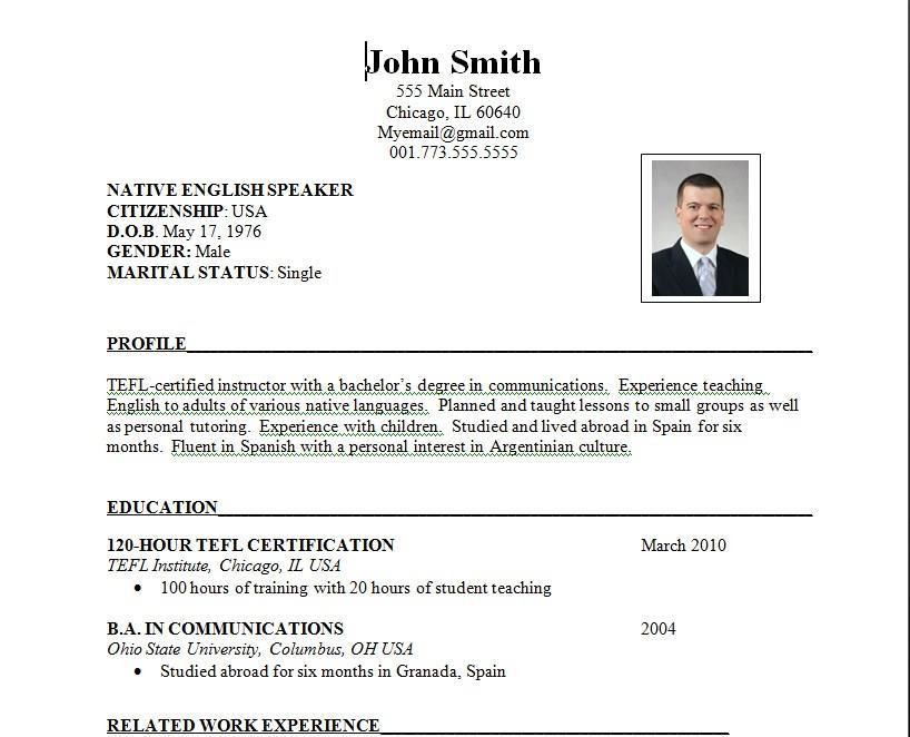 proper resume examples more proper resume format resume formatting ...