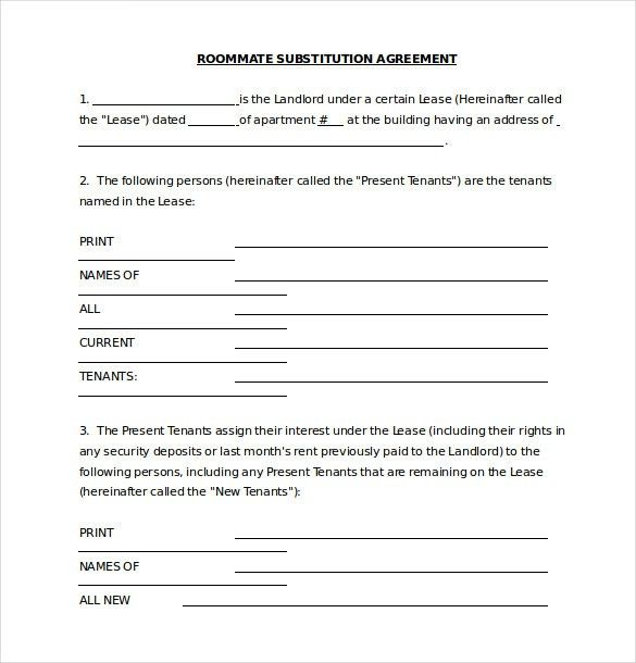 Roommate Agreement. Image Titled Draft A Roommate Agreement Step 2 ...