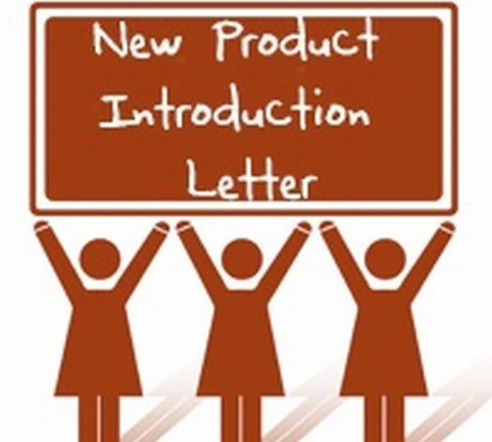 New Product Introduction Letter, New Product Letter Format