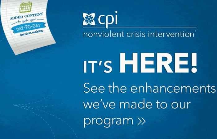 CPI Training and Events   CPI