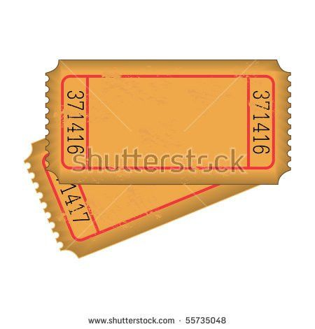 Blank Vintage Ticket Stock Images, Royalty-Free Images & Vectors ...