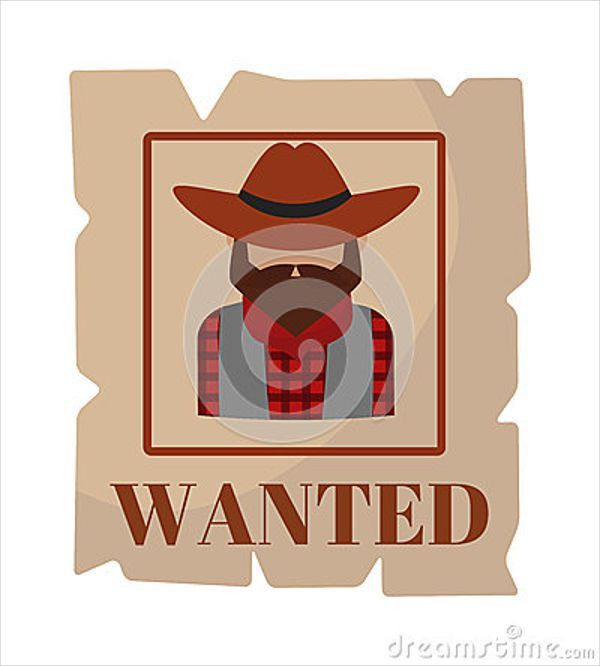 19+ Wanted Poster PSD | Free & Premium Templates