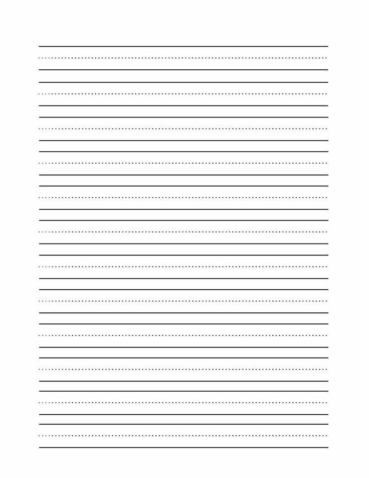 Lined paper for letter writing - Original content