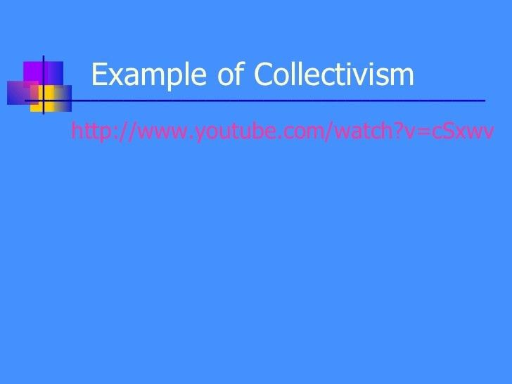 Individualism vs Collectivism, Deviance, Groupthink