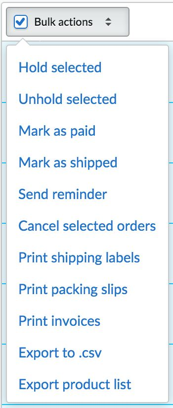 Printing shipping/postage labels and packing slips [NB ...