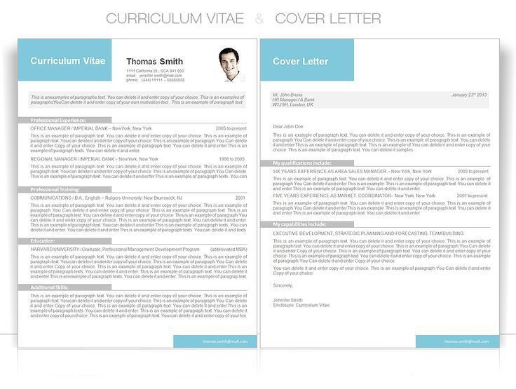 20 best Elegant Resume Templates images on Pinterest | Resume ...