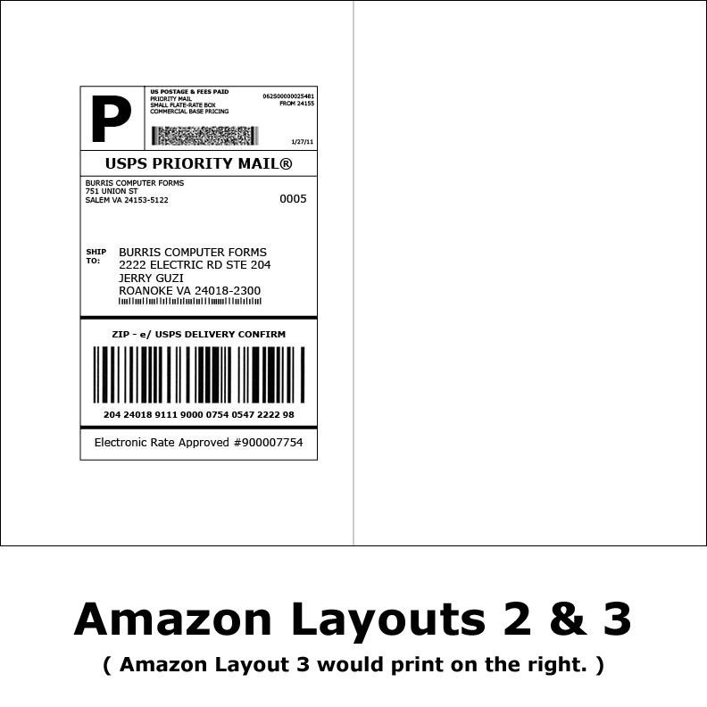 Shipping Labels for Amazon®: Streamline Amazon® Order Fufillment ...