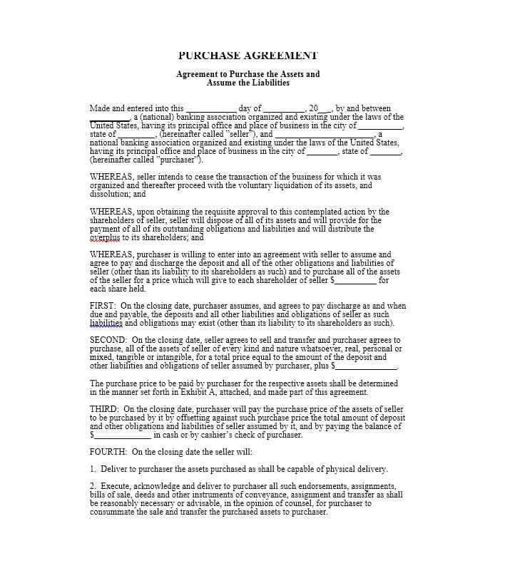 Assignment Agreement Template. Loan Agreement Template Microsoft ...