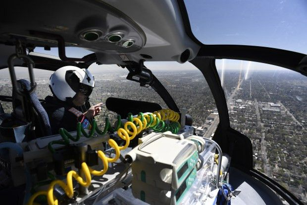 With sleek new kids-only helicopter, Children's Hospital and ...