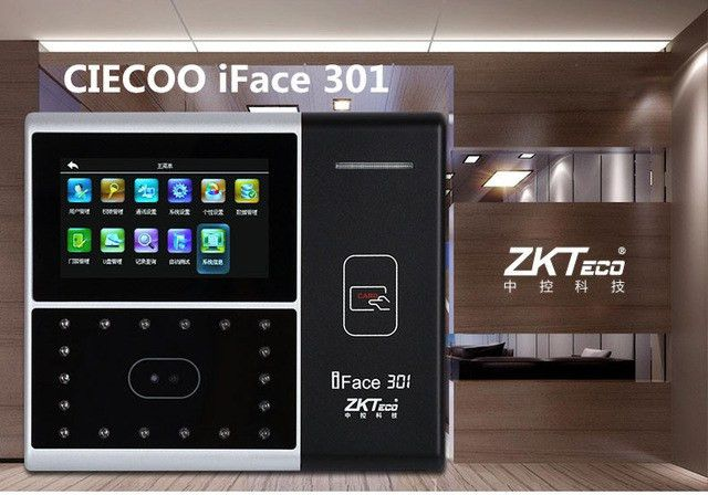 Aliexpress.com : Buy ZKsoftware IFACIAL RFID Time Attendance ...
