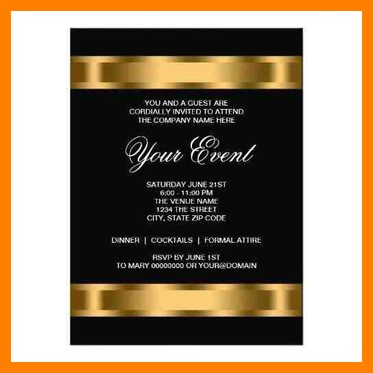 4+ invitation card format for event | emt resume