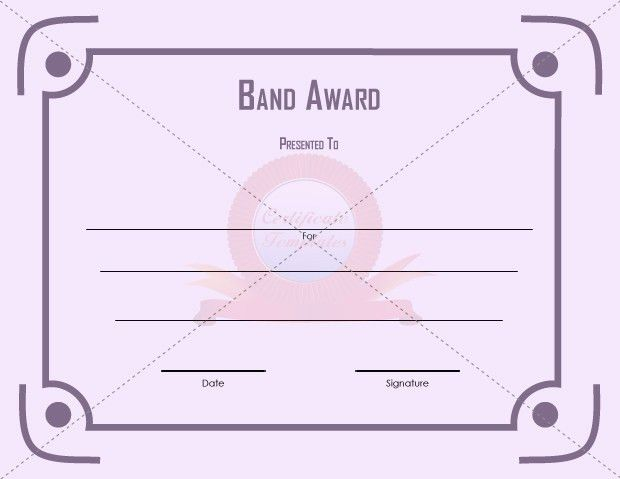 Certificate templates - Free Printable Certificate Templates ...