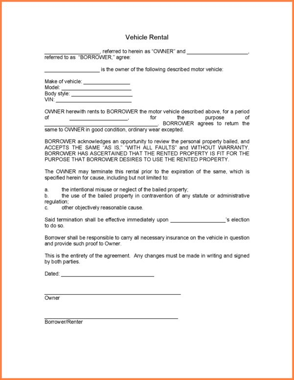 Sample Loan Contract Between Friends Template Loan Agreement ...