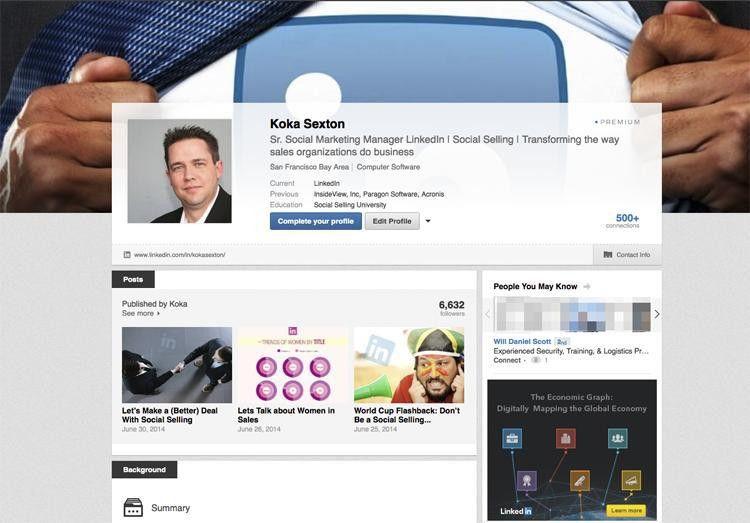 Make Resume From Linkedin - Ecordura.com