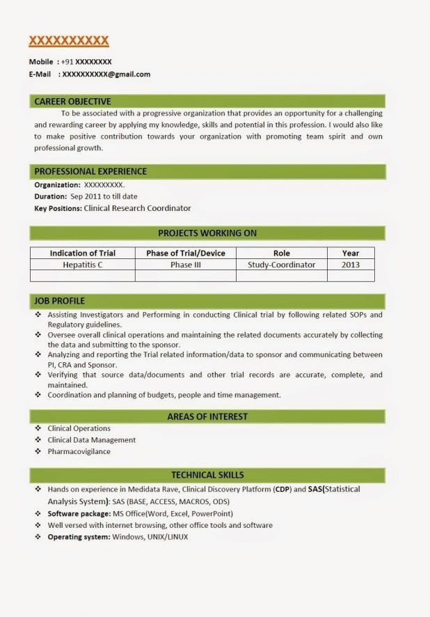 profile on a resume example with free with profile on a resume ...