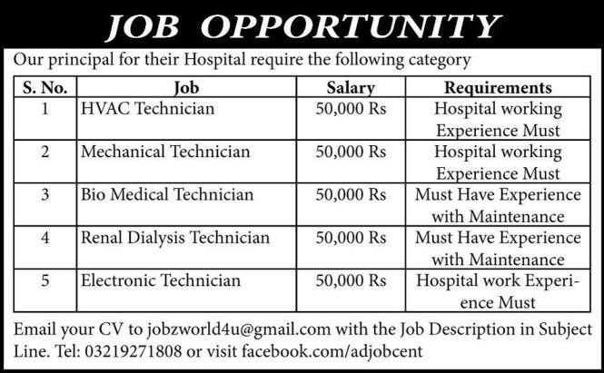 download avionics technician job description