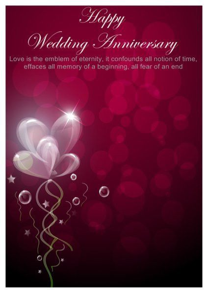 Anniversary Card Templates Addon Pack - Free Download - Greeting ...