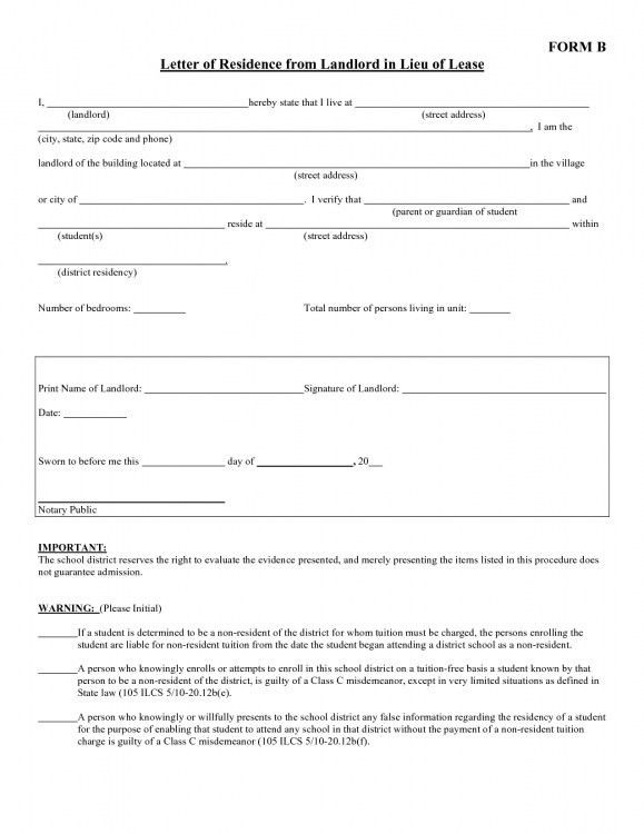 What Is Tenant Verification Form Job Resumes Word 7