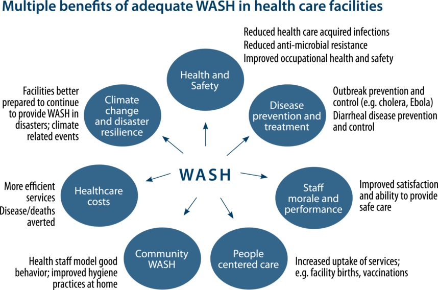 Action Plan - Water, sanitation and hygiene (WASH)