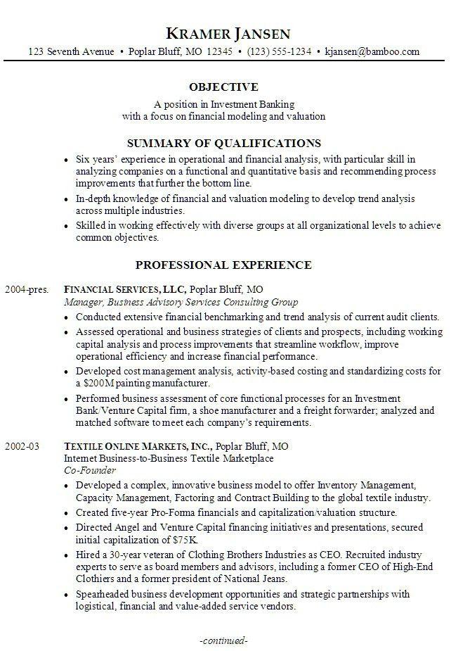 modeling resume | moa format