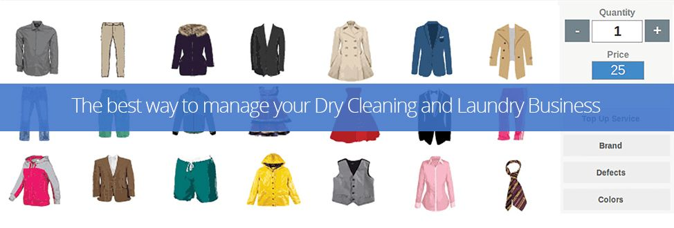 Quick Dry Cleaning Software | LinkedIn