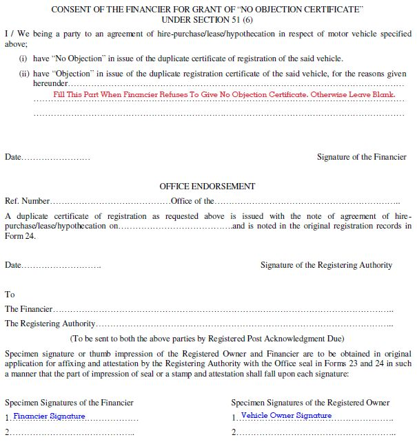 Awesome Sample No Objection Certificate Ideas - Best Resume ...