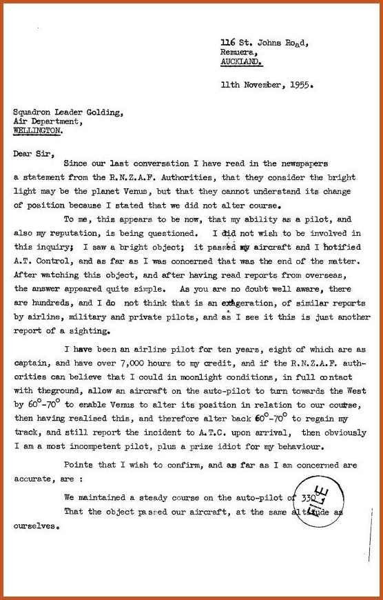 character witness letter | sop example