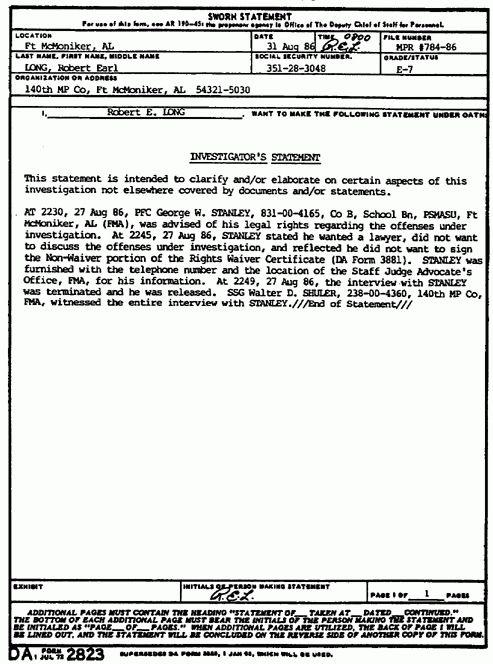 Sworn Statement Examples.Personal Sworn Statement Sample.jpg ...