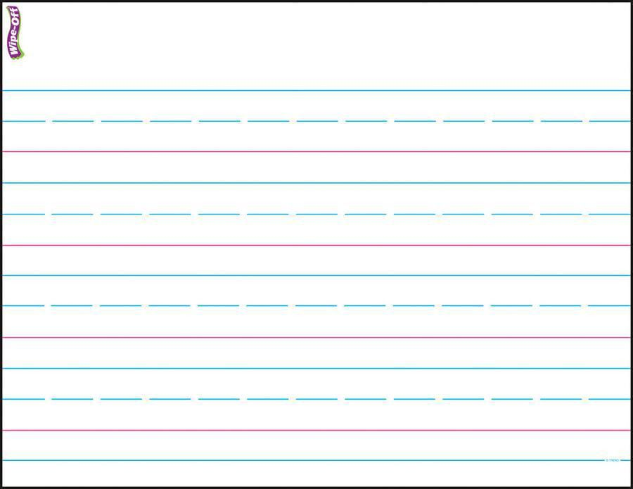 Writing paper printable