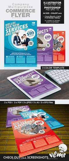 Product sale Flyer Template | Cleaning companies, Flyer template ...